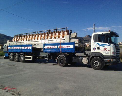Transportes especiales en Granada