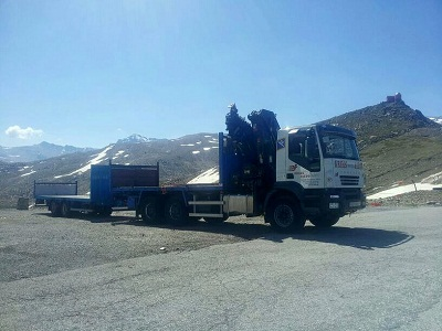 transportes especiales carretera