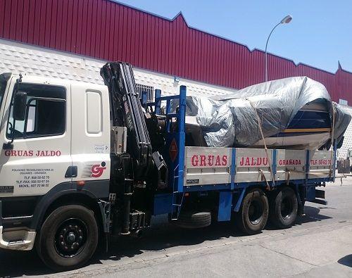 transporte Barco Granada