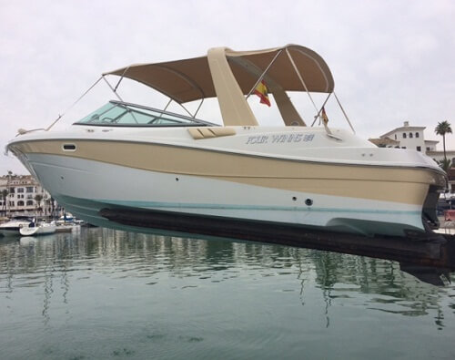 Tranporte carretera barco Málaga