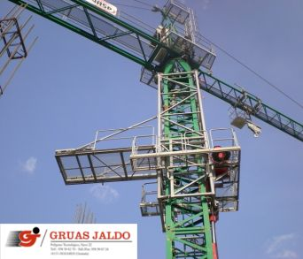 Grúa Torre Jaldo